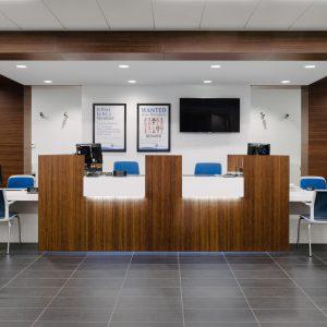 Branch design for Aldergrove Credit Union
