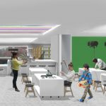 Brighouse Library concept