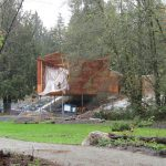 Kanaka Creek Watershed Stewardship Centre construction photos