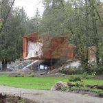 Kanaka Creek Watershed Stewardship Centre construction photos