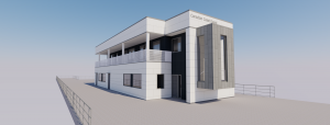 Kitsilano Coast Guard Building Upgrade
